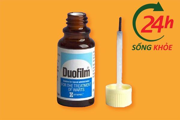 Liều dùng và cách dùng thuốc Duofilm