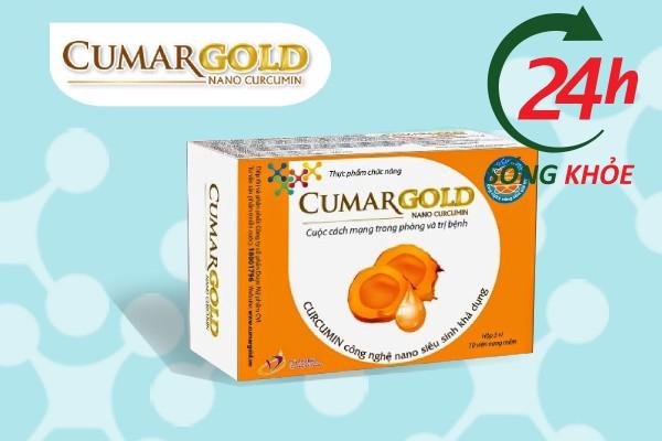 CumarGold là thuốc chữa dạ dày phổ biến