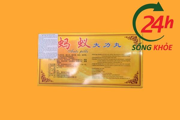 Thuốc Kiến Càng Đen Tây Tạng có tác dụng phụ không?