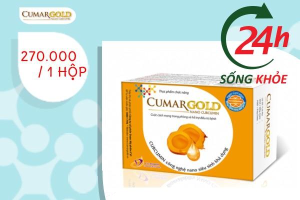 Giá bán trên thị trường của CumarGold