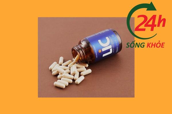 Thuốc giảm cân LIC giảm được bao nhiêu kg?