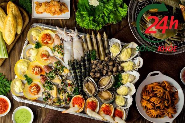 Thực phẩm, thức ăn bổ thận tráng dương