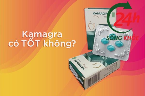 Kamagra có thực sự tốt hay không?