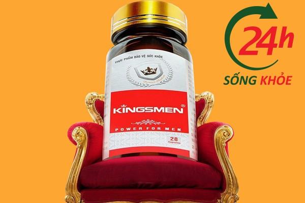 Thuốc KingsMen có tốt không hay chỉ là chiêu trò lừa đảo?