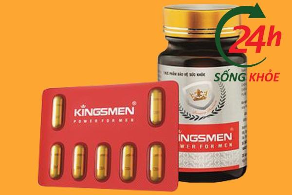 Đối tượng nào nên sử dụng sản phẩm KingsMen?