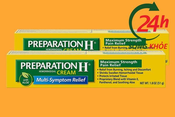 Thuốc Preparation H có tốt không?