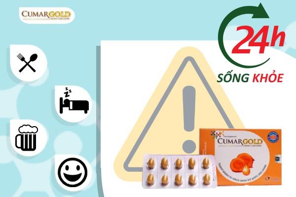 Song song với việc dùng thuốc cần duy trì chế độ sinh hoạt hợp lý