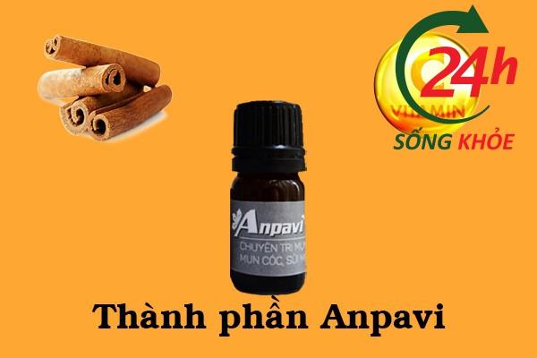 Thành phần Anpavi