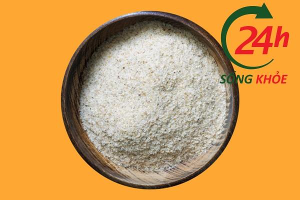 Trong viên giảm cân LIC còn có Psilio husk powder