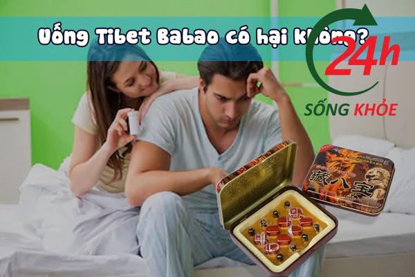 Thuốc Tibet Babao