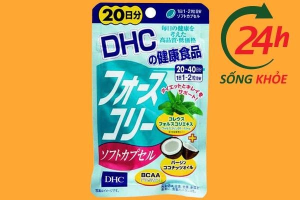 Thuốc giảm cân DHC của Nhật Bản