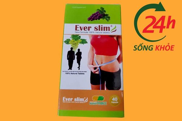 Thuốc giảm cân Ever Slim