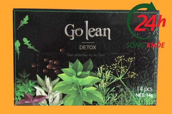 Thuốc giảm cân Golean
