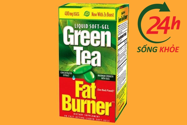 Thuốc giảm cân Green Tea của Mỹ
