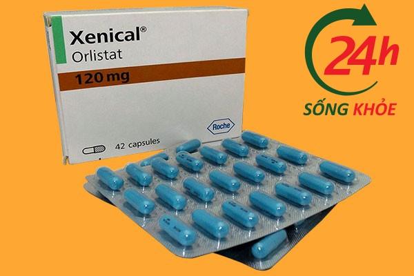 Thuốc giảm cân Xenical