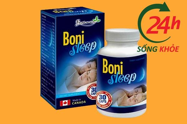 Thuốc ngủ nhẹ Bonisleep
