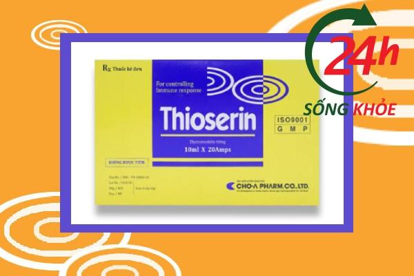 Thuốc thioserin