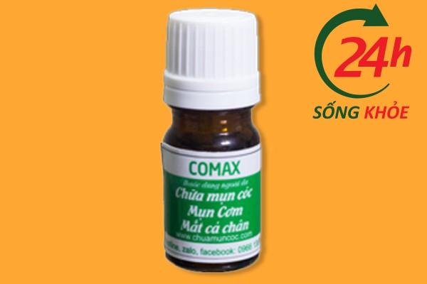 Thuốc trị mụn cóc Comax
