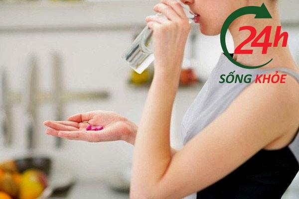 Cách uống thuốc giảm cân đúng cách