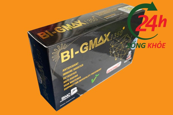 Đối tượng có thể dùng Bi - Gmax 1350