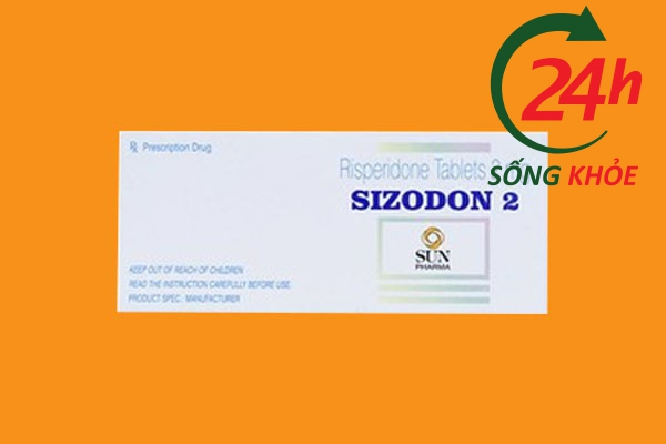 Sizodon 2 là thuốc gì?