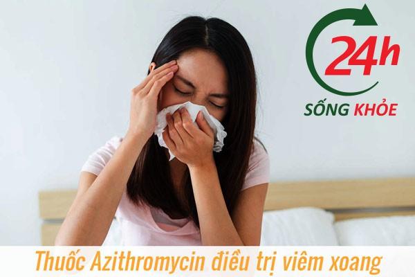 Công dụng - Chỉ định của thuốc Azithromycin