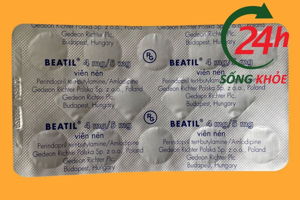 Cách dùng, liều lượng thuốc Beatil