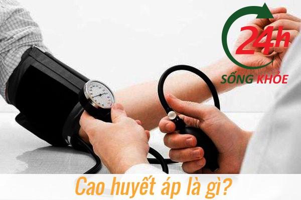 Thuốc điều trị tăng huyết áp: Cao huyết áp là gì?
