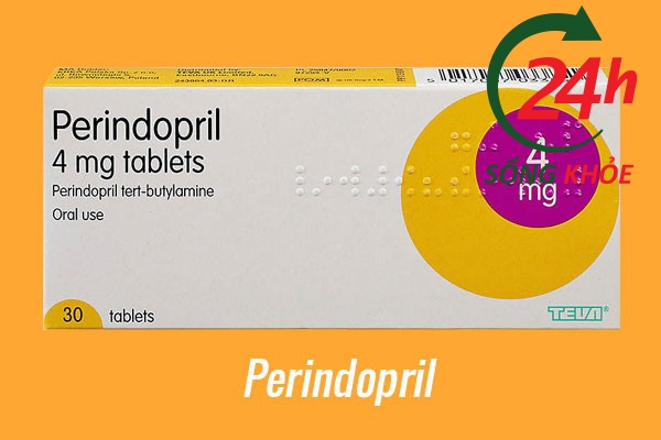 Thuốc điều trị tăng huyết áp: Perindopril