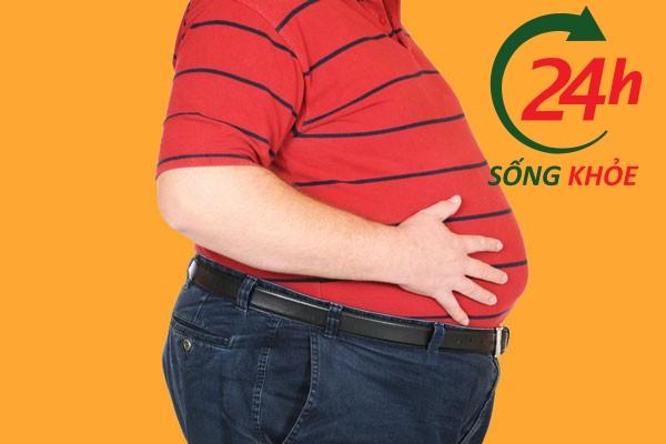 Người thừa cân dễ bị cao huyết áp
