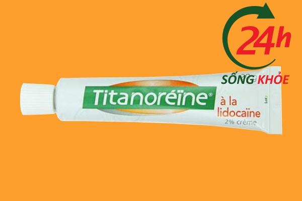 Giá của Titanoreine