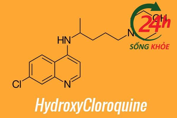 Thuốc HCQ 200mg (HydroxyCloroquine) có tác dụng gì?