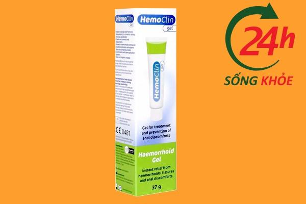 Công dụng của Hemoclin là gì?