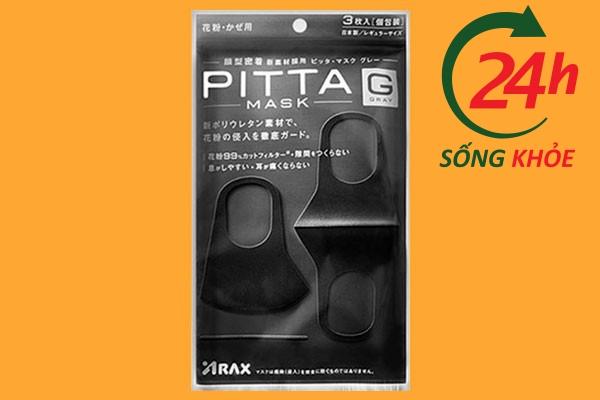 Khẩu trang Pitta Mask là gì?