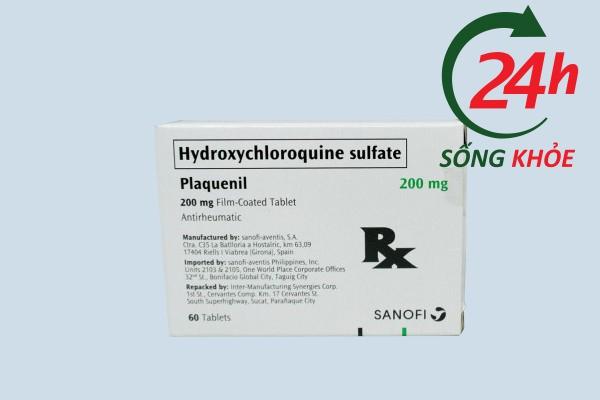 Hình ảnh hộp Hydroxychloroquine