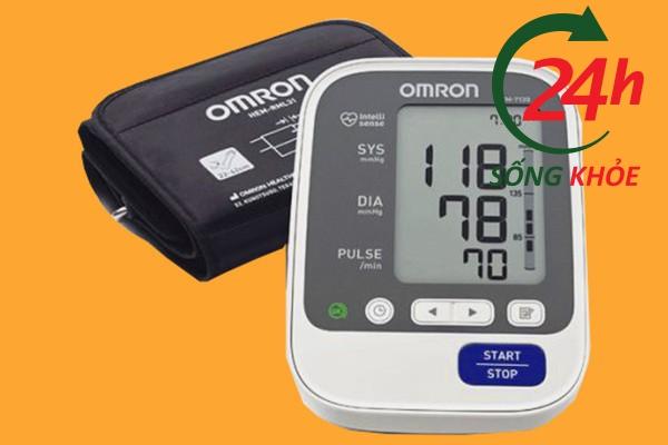 Máy đo huyết áp Omron là gì?