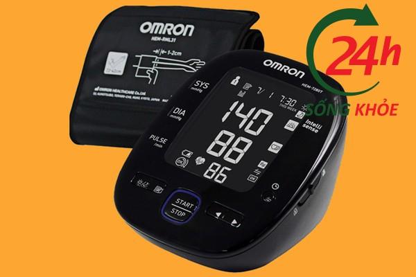 Máy đo huyết áp Omron 7280T