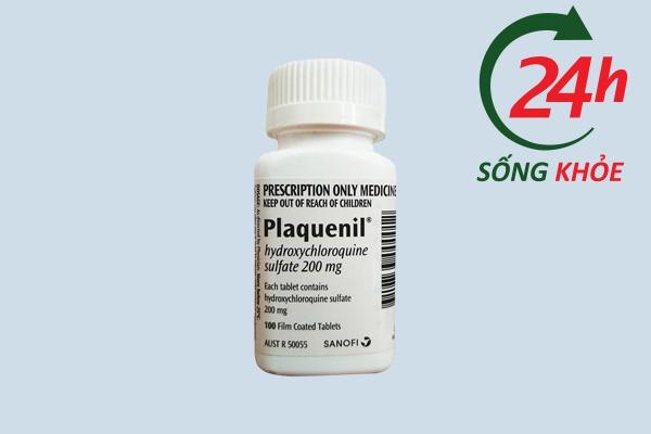 Công dụng của thuốc Plaquenil 200mg