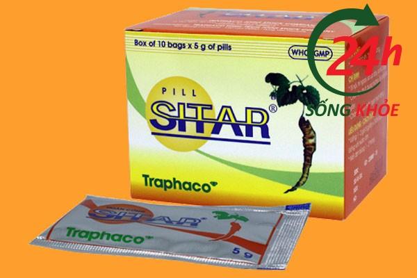 Thuốc Sitar của Traphaco