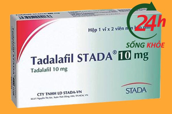 Tadalafil Stada 10mg