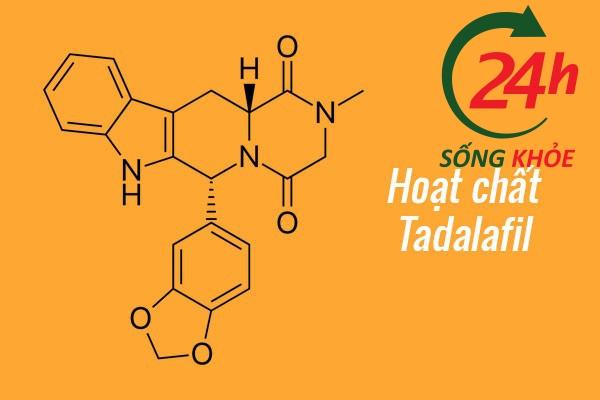 Cơ chế tác động của hoạt chất Tadalafil