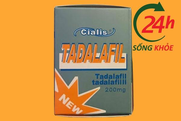 Tadalafil 200mg