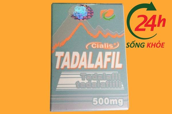 Tadalafil 500mg
