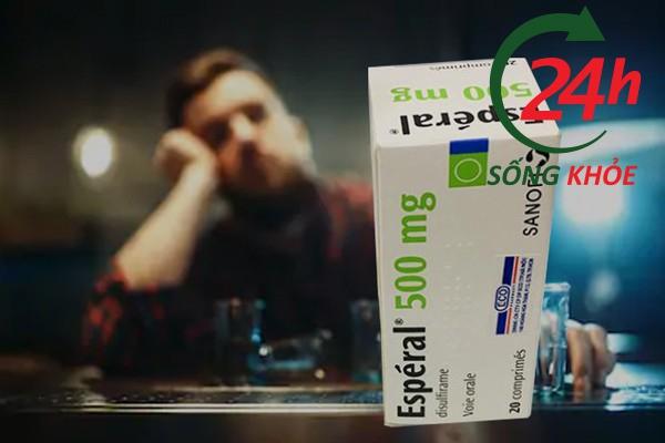 Tác dụng của thuốc Esperal 500mg