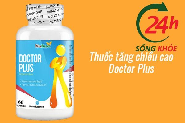 Thuốc tăng chiều cao Doctor Plus