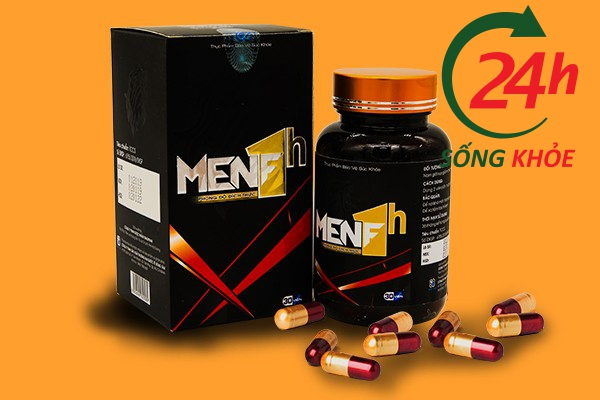 Thuốc cường dương MenF1H