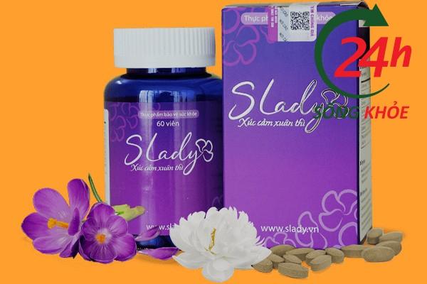 Thuốc kéo dài thời gian quan hệ Slady