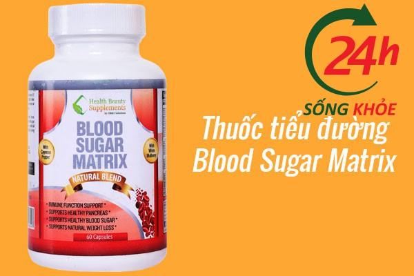 Blood Sugar Matrix