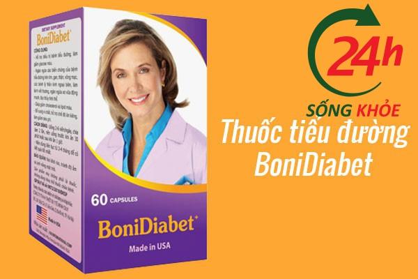 Thuốc tiểu đường Bonidiabet