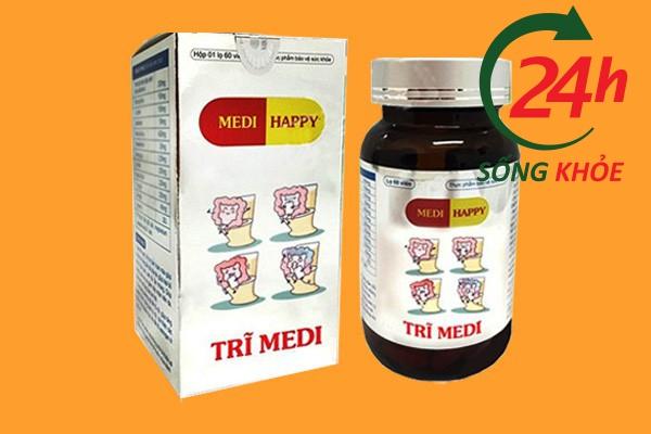Thảo dược chữa trĩ Medi Happy